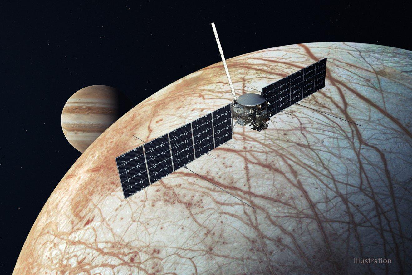 Europa Clipper de la NASA avanza en su construcción