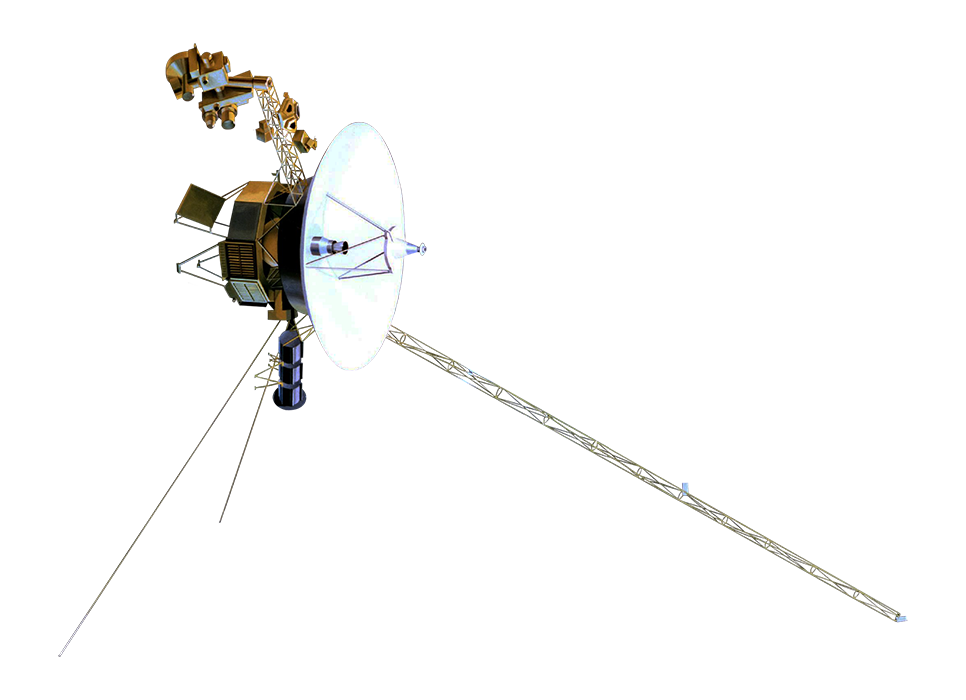 Voyager 2 Foreground