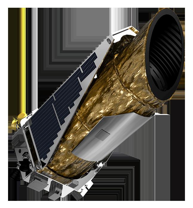 Kepler foreground
