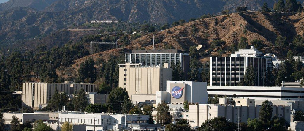 JPL campus 2020