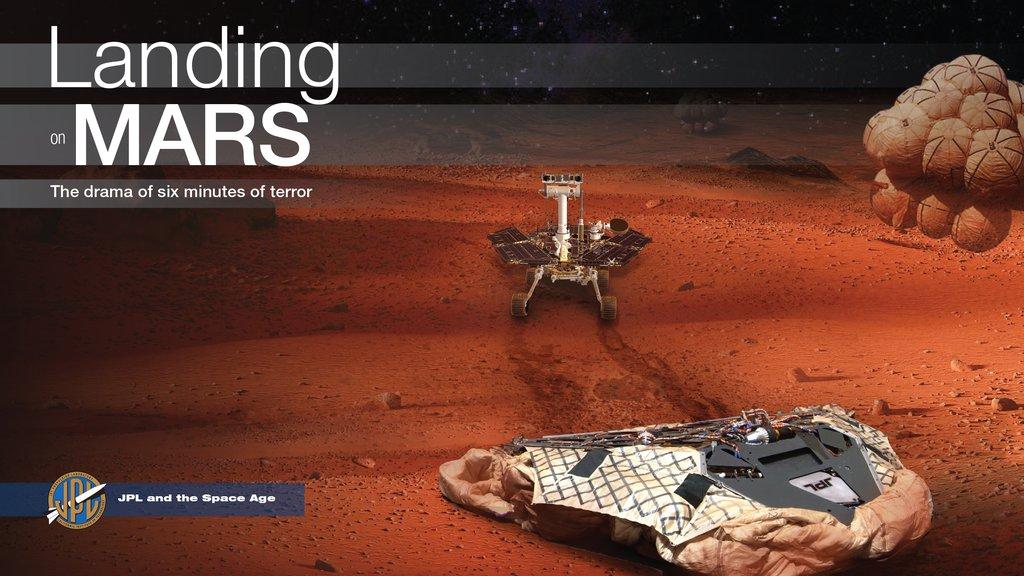 Landing on Mars thumbnail