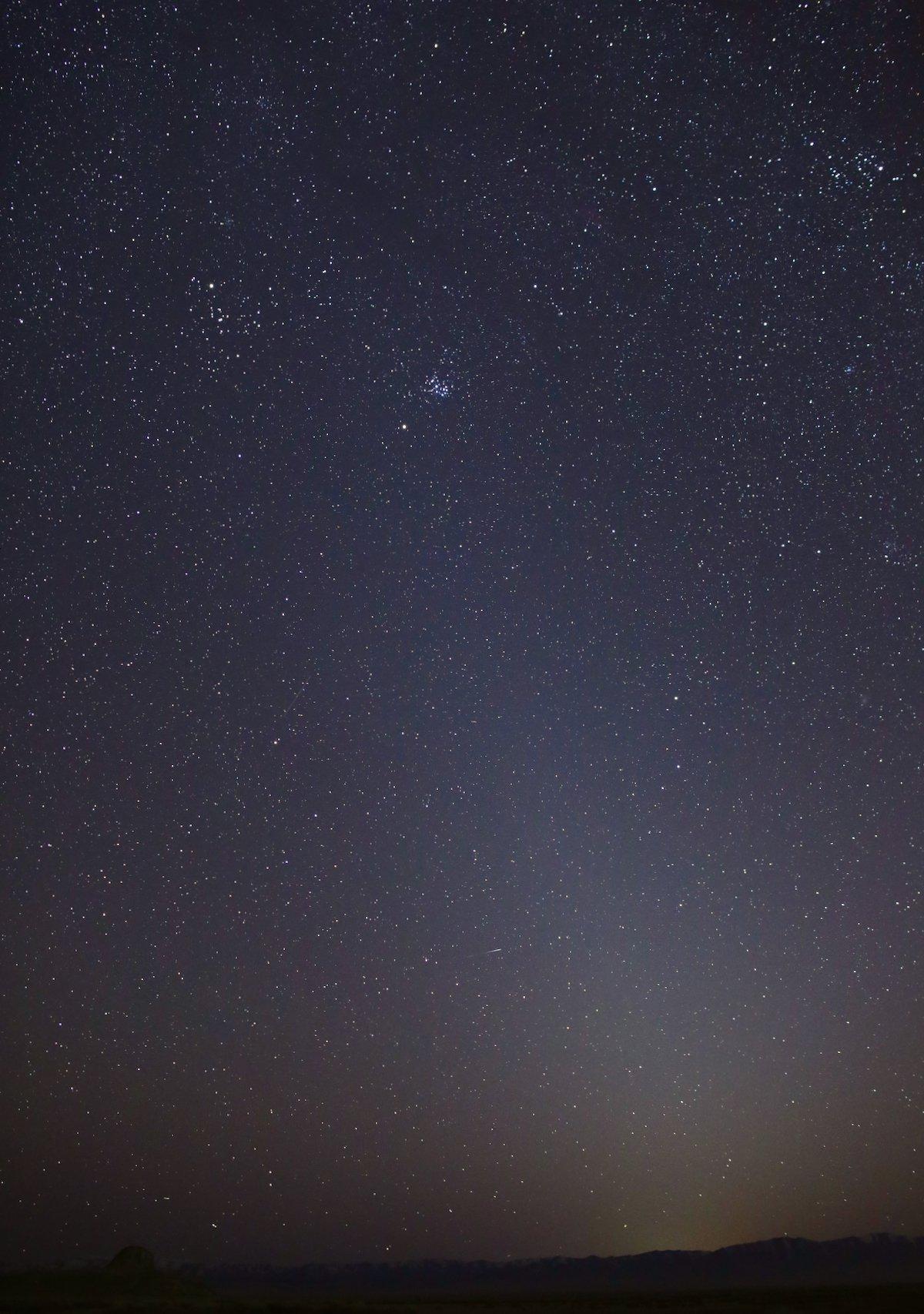 Las detecciones fortuitas de Juno rompen las ideas sobre el origen de la luz zodiacal