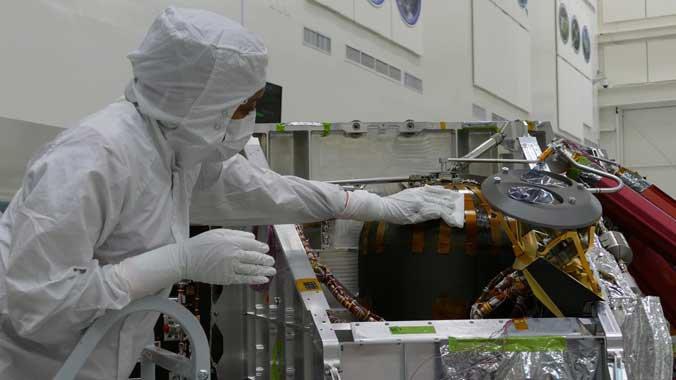 NASA JPL Von Karman Lecture