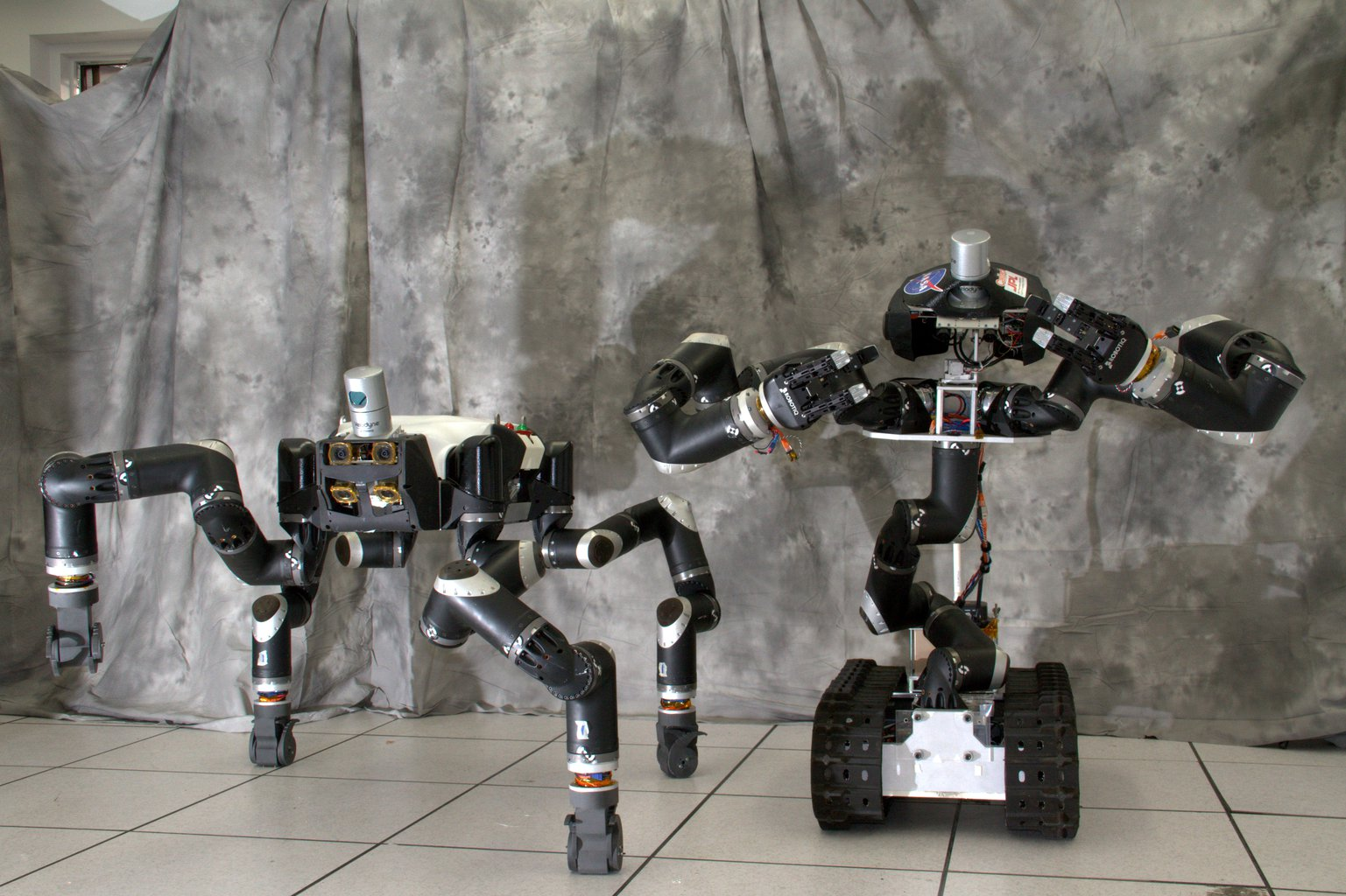 Robotics background image - Simians