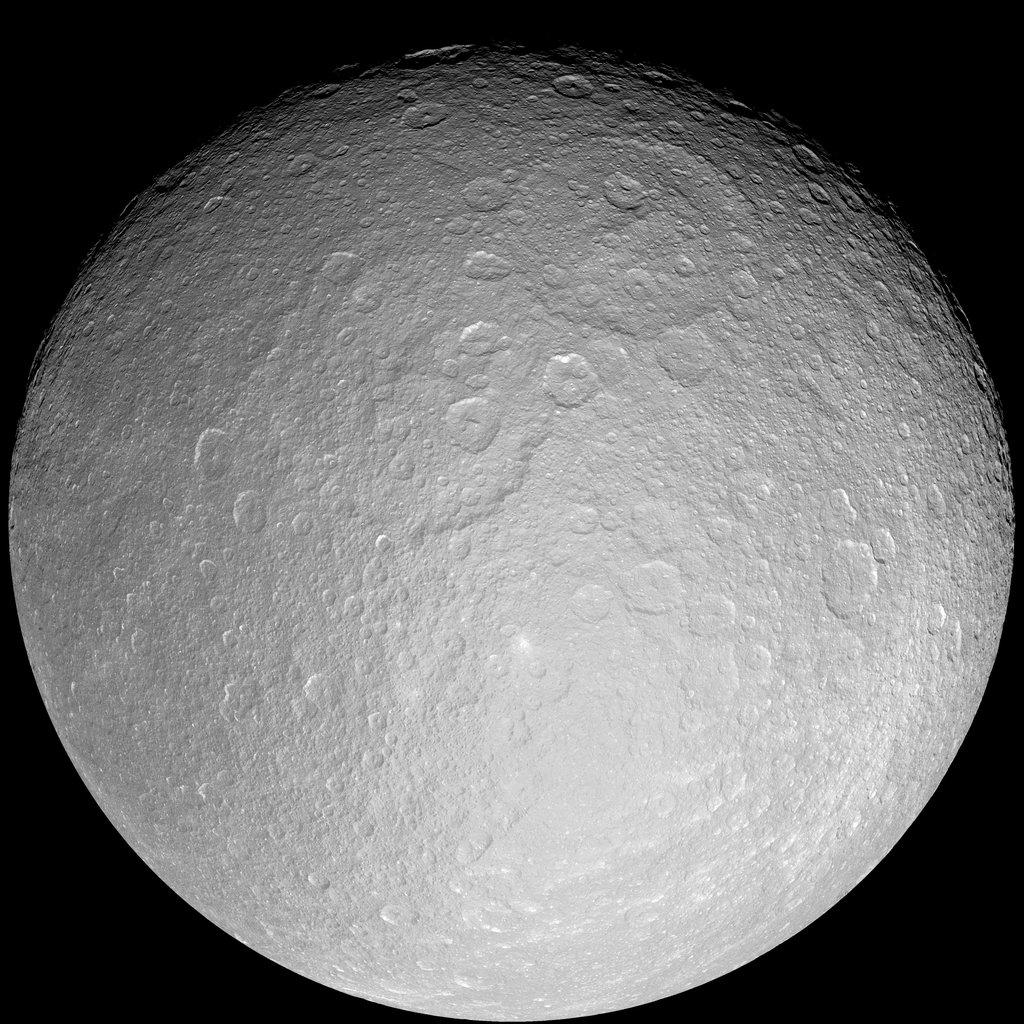 Rhea Full Moon