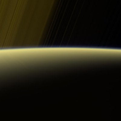 View from Cassini