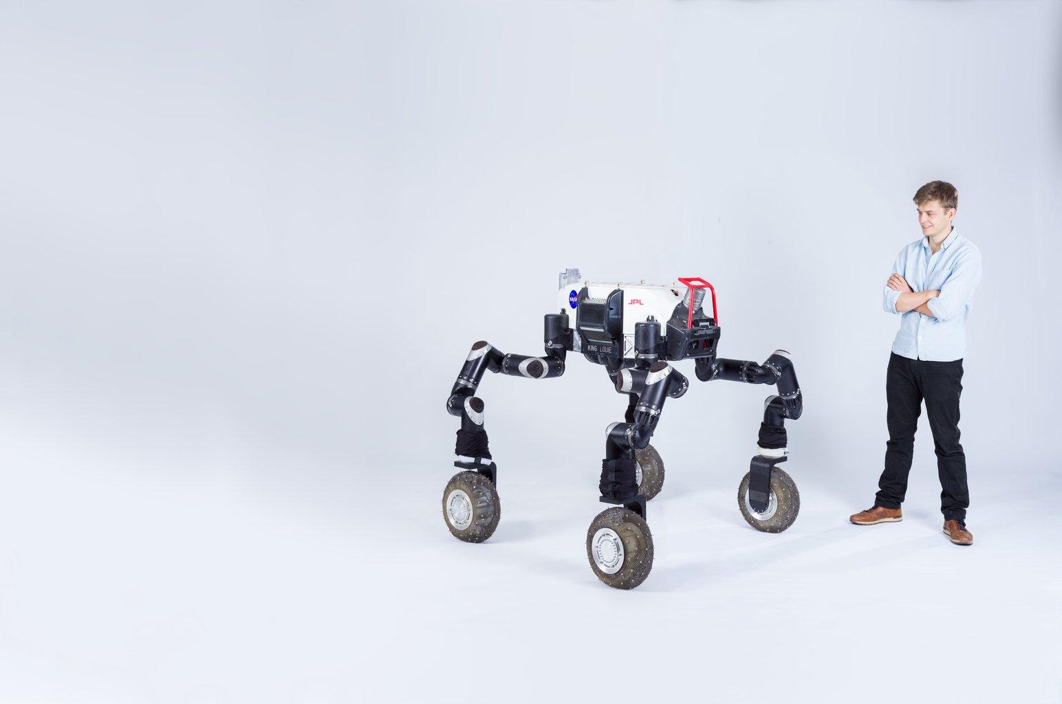 RoboSimian Robot